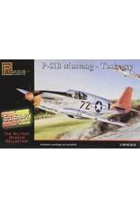 Pegasus Hobbies P-51B Mustang Tuskegee Model Plane