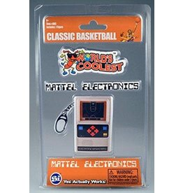 Super Impluse USA Worlds Coolest Mattel Electronic Games-Assortment Basketball