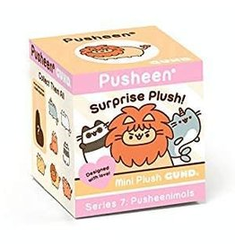 Gund Pusheen Blind Box Series #7 Pusheenimals