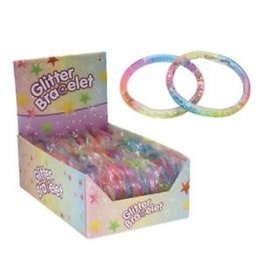 Key Craft Glitter Bracelets