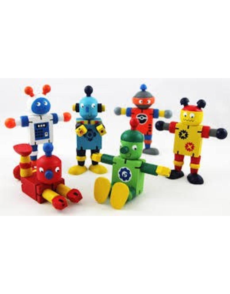 Wood Flexi Robot