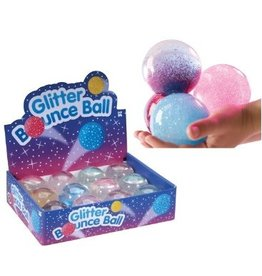 Key Craft Glitter Bounce Ball