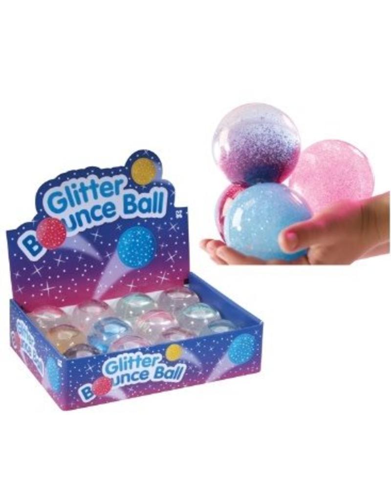 Key Craft Glitter Bounce Ball