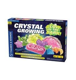 Thames & Kosmos Crystal Growing: Glow-in-the-Dark