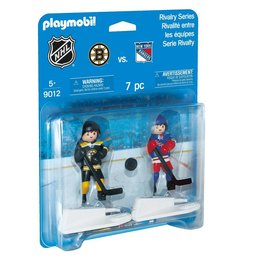 Playmobil NHL Rivalry Series - BOS vs NYR