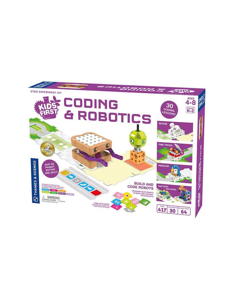 Thames & Kosmos Science Kit Coding & Robotics