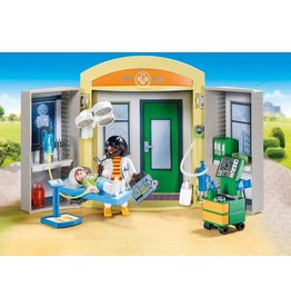 Playmobil Playmobil Hospital Play Box