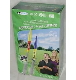Estes Rockets Hobby Estes Model Rocket - Rascal and Hi Jinks