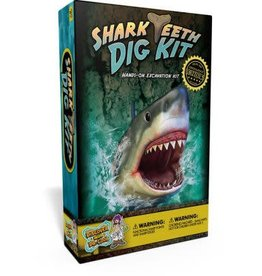 Discover with Dr Cool Shark Teeth Dig Kit