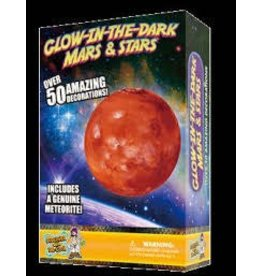 Discover with Dr Cool Glow-in-the-Dark Mars & Stars