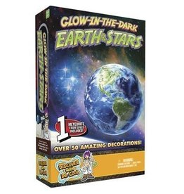 Discover with Dr Cool Glow-in-the-dark Earth & Stars