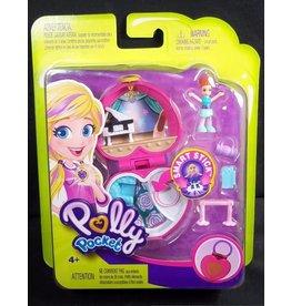 Mattel Polly Pocket Tiny Pocket World, Sashay Ballet Compact