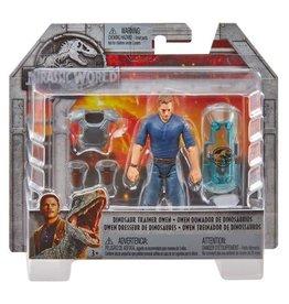 Mattel Jurassic World 2 Fallen Kingdom Dinosaur Trainer Owen