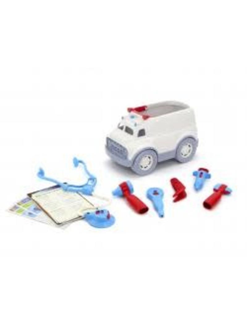 Green Toys Green Toys Ambulance & Doctors Kit