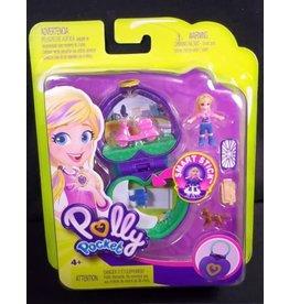Mattel Polly Pocket Tiny World Picnic Compact
