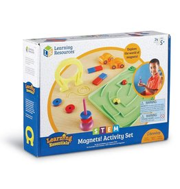 Learning Resources STEM Magnets! Activity Set