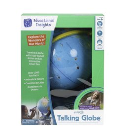 Educational Insights Geo Safari Jr Talking Globe with Bindi Irwin