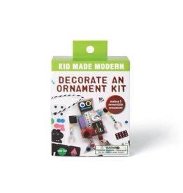 Kid Made Modern Decorate An Ornament Kit - Robot