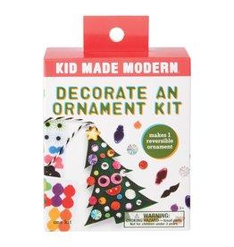 Kid Made Modern Decorate An Ornament Kit - Christmas Tree