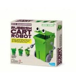 4M Rubbish Cart Robot