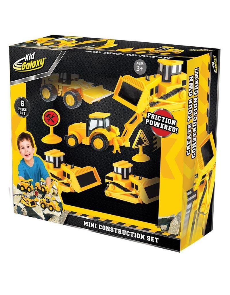 Kid Galaxy 4-Pack Mini Construction set