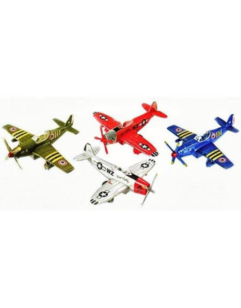 "Toysmith 5"" Vintage Planes"