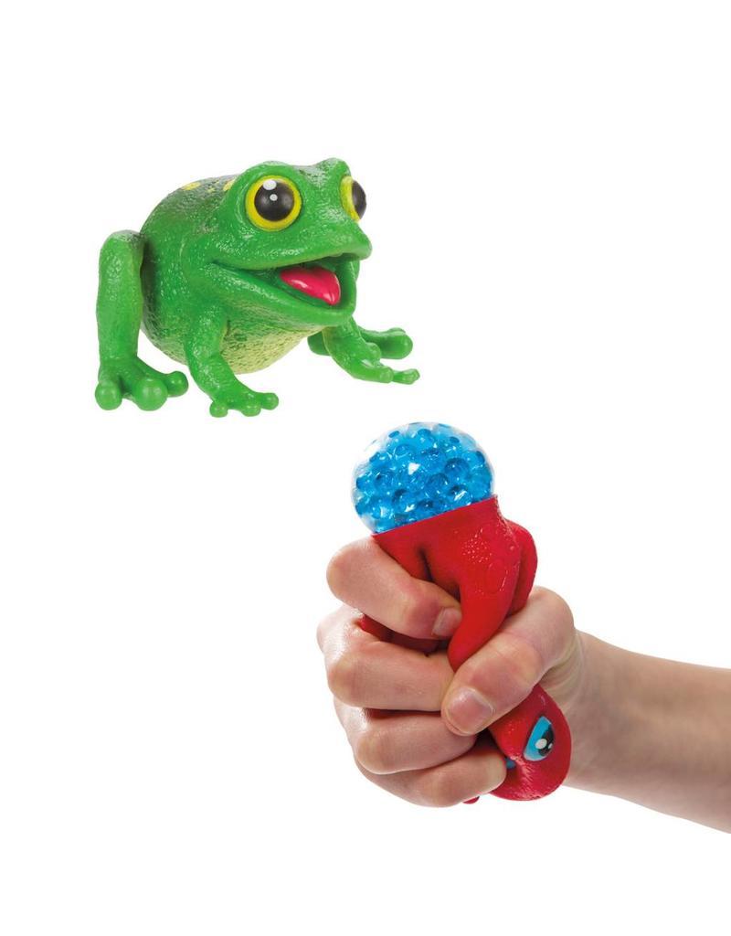 Toysmith Squish Frog