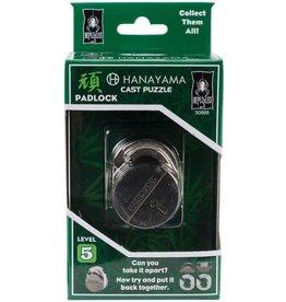 HANAYAMA Hanayama Metal Puzzle - Padlock