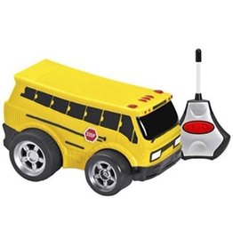Kid Galaxy Soft Body RC School Bus
