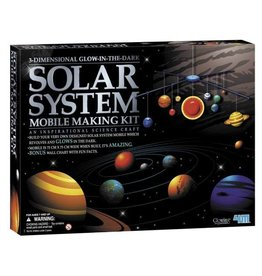 Toy Smith Solar System Mobile Making Kit