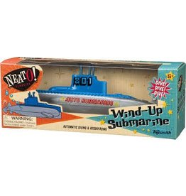 Toy Smith Wind Up Submarine