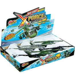 Toy Smith X-FORCE COMMAND HELICOPTER