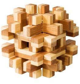Fridolin IQ Test Bamboo Puzzle - Magic Blocks #1