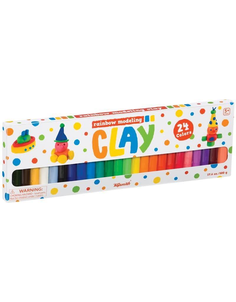 Toysmith Rainbow Modeling Clay