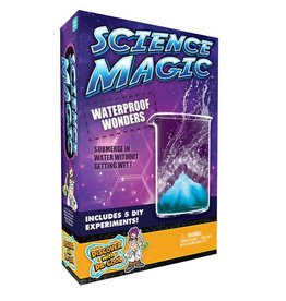 Discover with Dr Cool Science Magic - Waterproof Wonders