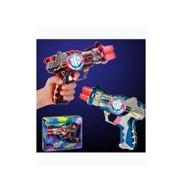 Toysmith Mini Space Blaster (Colors Vary)