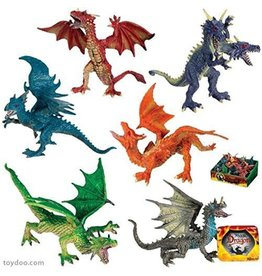 Toysmith Small Magic Dragon (Assorted)