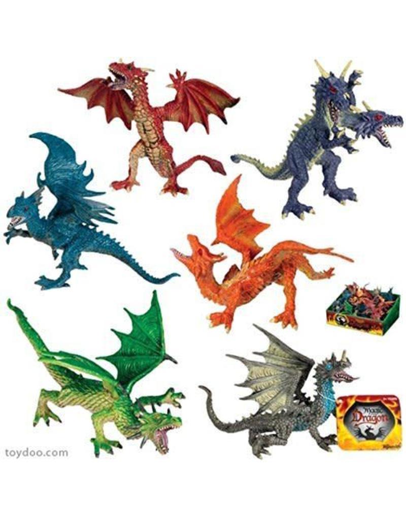 Toysmith Small Magic Dragon (Assorted)