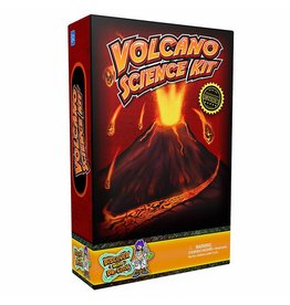 Discover with Dr Cool Ultimate Volcano Science Kit