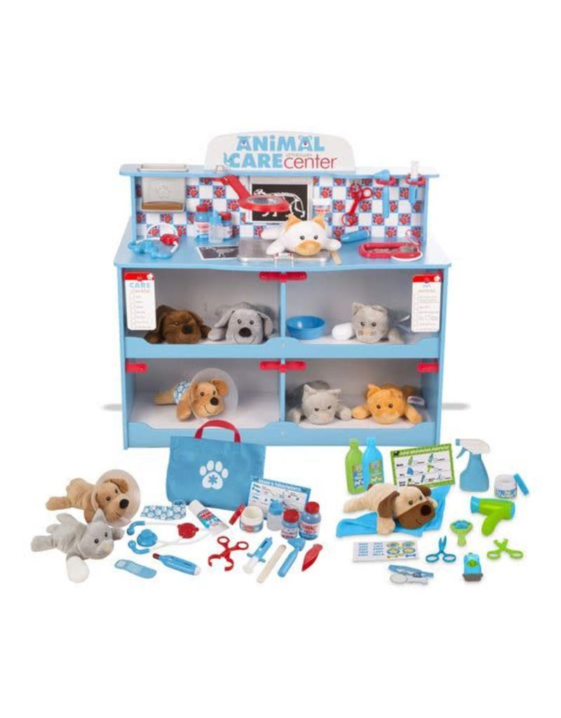 Melissa & Doug Animal Care Pet Center