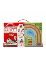 Melissa & Doug Take-Along-Farm