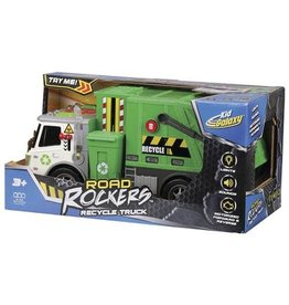 Kid Galaxy Road Rockers Recycle Truck