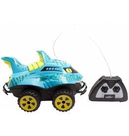 Kid Galaxy Morphibians Shark R/C Amphibious Vehicle 2.4 Ghz