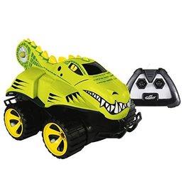 Kid Galaxy Morphibians Crocodile R/C Amphibious Vehicle 2.4 Ghz
