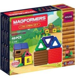 Magformers Magformers Log Cabin Set