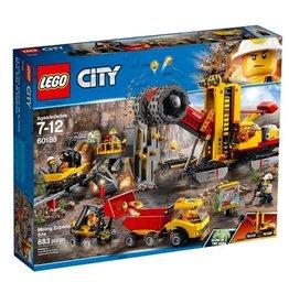 LEGO LEGO City - Mining Experts Site