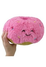Squishable Squishable Mini Pink Donut Plush