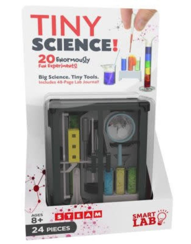 Smart lab Tiny Science (STEAM)