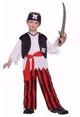 Forum Novelties Costume - Pirate - Child's Medium