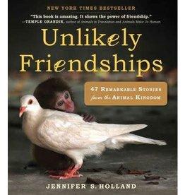 Workman Publishing Co Book - Unlikely Friendships
